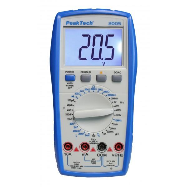 Multimetro Digitale 3 ½ digit