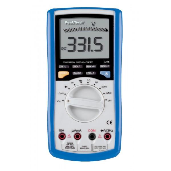 Digital Multimeter 3 ¾ digits