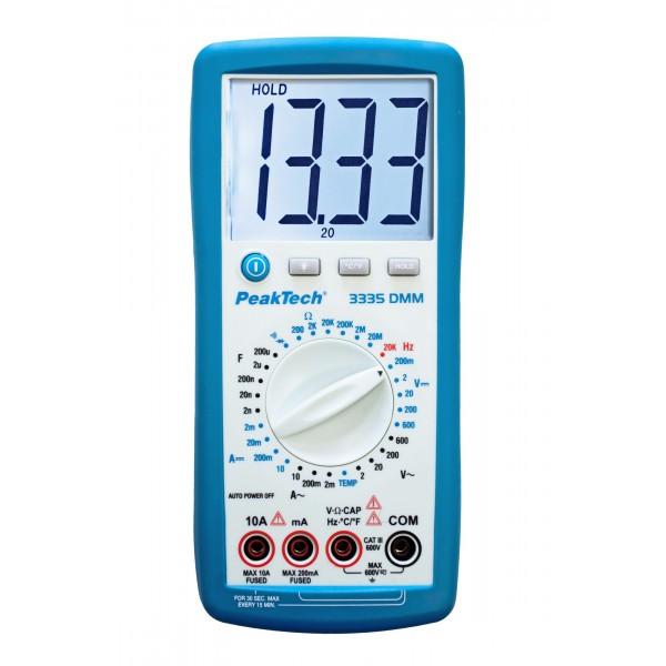 Multimètre Numérique 3 ½ digits