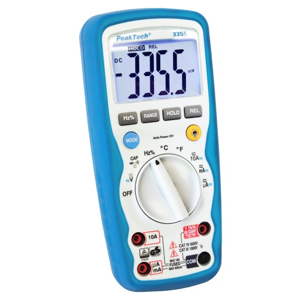 Digital Multimeter 3 ¾ digits