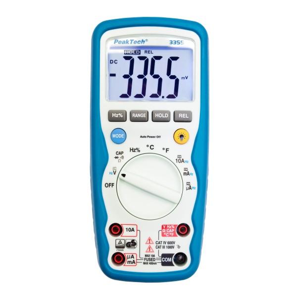 Multimètre Numérique 3 ¾ chiffres