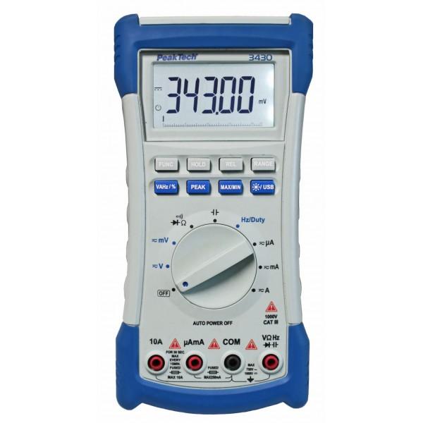 Multimètre Numérique 4 ½ chiffres
