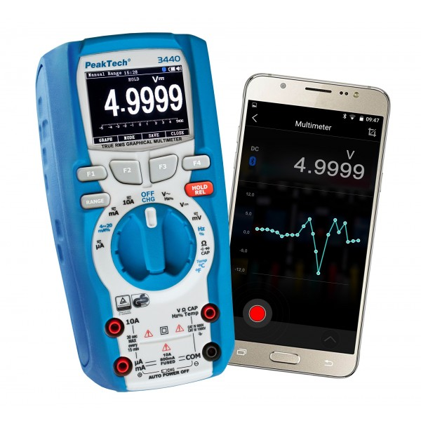 Digital Multimeter 4 5/6 digits