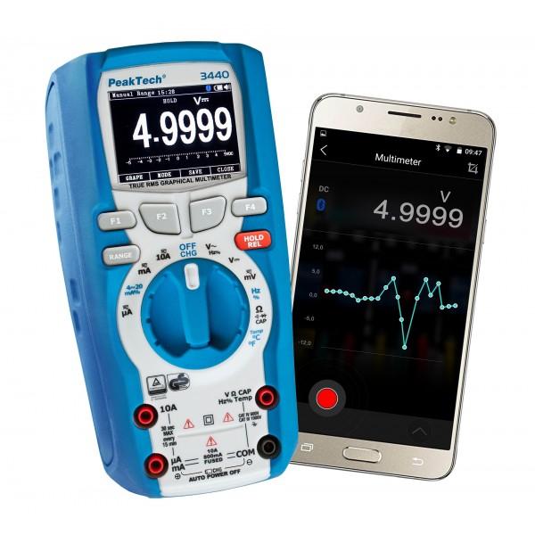 Multimetro Digitale 4 5/6 digit