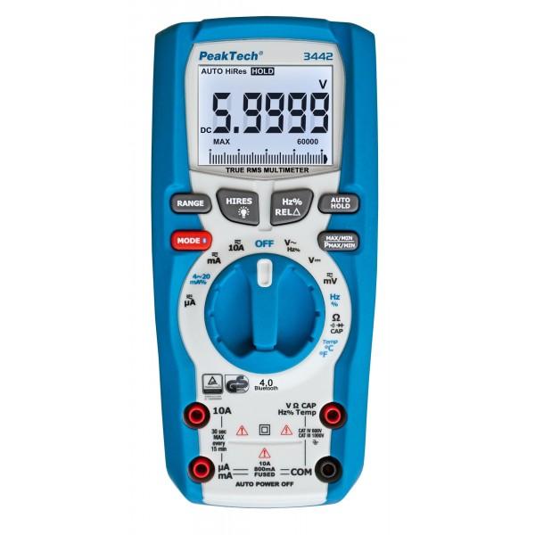 Multímetro Digital 4 5/6 dígitos