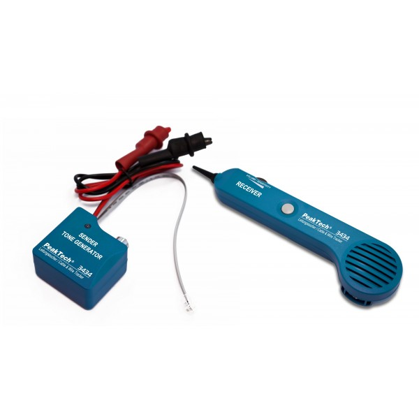 PeakTech 3434 - Acoustic Wire Detector with Tone Generator