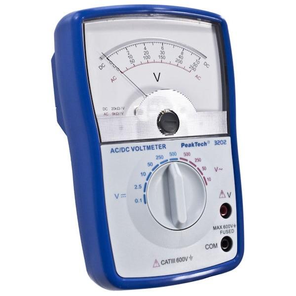 Voltmètre Analogique
