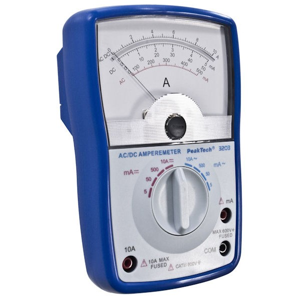 Ampèremètre Analogique