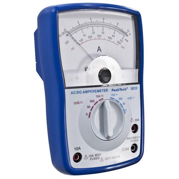 Amperometro Analogico
