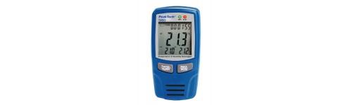 Termómetros y Sensores