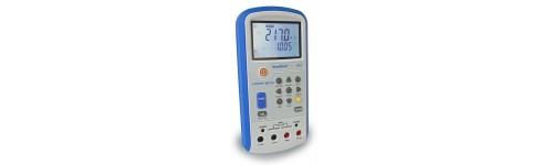 Medidores LCR  y Probadores de Componentes