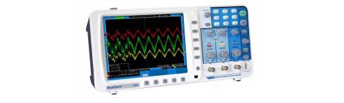 Oscilloscopes - Deux canaux