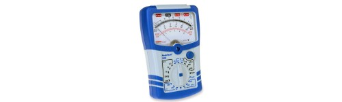 Analogue Multimeters