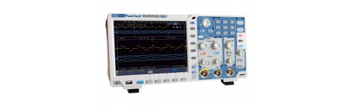 12 bits High Resolution Oscilloscopes